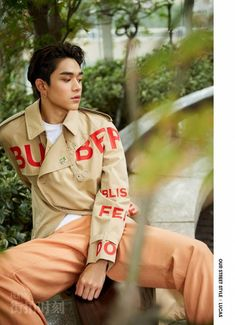 190612 WayV Lucas for Our Street Style Magazine Nct 127, Lucas Nct, Yang Yang, Mark Lee, Winwin, Street Style Magazine, Ntc Dream, Daddy, Young K