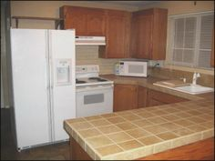 Inexpensive Materials of Tile Counter Tops