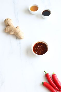 Homemade Sriracha Sauce Recipe: High in capsaicin, that can help speed up metabolism and boost weight loss, as well as curb overeating by taming appetite. https://www.spotebi.com/recipes/homemade-sriracha-sauce/
