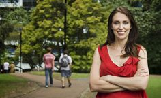 Jacinda Ardern - NZ's third female Prime Minister at 37 years of age Labour Party, Socrates, Prime Minister, Powerful Women, Soul Food, Role Models, My Girl, Third, Profile
