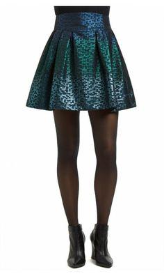 Nanette Lepore Escapade Skirt $298.00