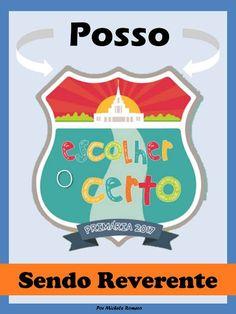 Meninas,  A Edilamar Rocha (São Paulo-SP) fará uma atividade com as crianças da Primária de sua ala relacionada a reverência.  Essa ativida...