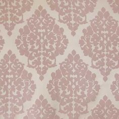 tablecloth, Luna Damask - Pink (Guest Book Table)