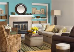 Better Homes and Gardens - My Color Finder Reflecting Pool and perfect greige HGTV Home SW