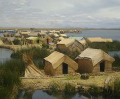 At first glance, these dwellings don't look like much more than a scattering of huts along the edge of a river. However, the land they sit on isn't exactly natural – though it is alive. The Uros people fashioned these floating islands themselves out of living reeds, and have lived on them in the middle of Lake Titicaca, which is bordered by Bolivia and Peru, for hundreds of years.
