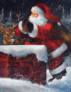 Santa Claus ....*Jamie Carter*