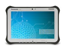 Panasonic hopes to take control of the rugged tablet market with its two new offerings. High Tech Gadgets, Technology Gadgets, Cool Gadgets, Rugged Tablet, Latest Smartphones, Internet Trends, Cl Shoes, Tablet 10, Electronic Items