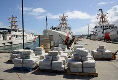 La Guardia Costera incauta 4.2 toneladas de cocaína -...