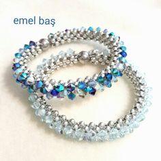 Raw bracelets by Emel Bas from Turkey