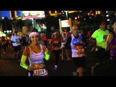 Run the Las Vegas Strip at Night! #MARATHON