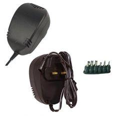 Universal Regulated 600mA AC/DC Adaptor Power (OR-AD600): Amazon.co.uk…