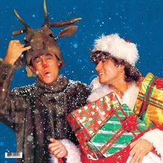 "Wham! - Last Christmas 12"" LP Single (Red/Green Vinyl)"