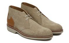 Melton Beige | Boots | Oliver Sweeney