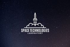 Space Technologies Logo Template by pne-design on @creativemarket