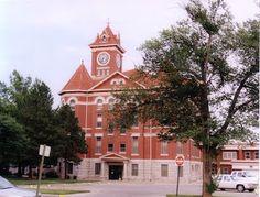 Butler County Courthouse, El Dorado, Kansas