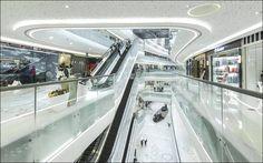 Square Hanjie Wanda в Китае