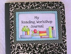 Debbie Miller's Reading Workshop-Reading journal where students do sight word work, write the room etc.