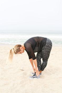 Nike 10-day running plan on LaurenConrad.com