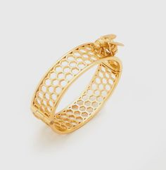 Bill Skinner | Honeycomb Bangle from BALTIC Shop