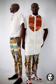 Urban Zulu Men Latest
