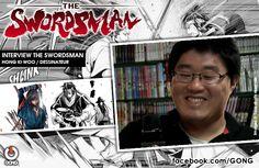 GONG [The Swordsman] - Rencontre avec Hong Ki-Woo, dessinateur ! http://gong.fr