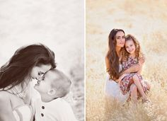 Mom pose ideas with daughter and son... Such sun soaked gorgeousness!