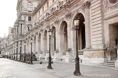 Paris Photography Louvre Street Lamps Lightposts by KathyFornal, $18.00