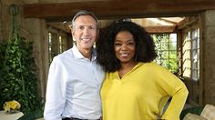 Oprah interviews Starbucks CEO Howard Schultz, who shares the story of his inspiring rise from the housing projects to becoming the innovative leader of a company committed to fostering the human spirit 'one person, one cup and one neighborhood at a time.'