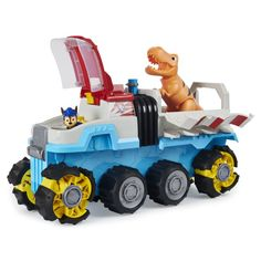 Paw Patrol Toys, Dinosaur Toys, Top Toys, T Rex, Toys For Boys, Gifts For Kids, Boy Or Girl, Action Figures, Badge