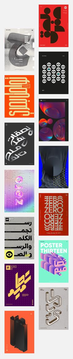 Zero Posters Vol.1 on Behance
