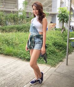 Kathryn Bernardo The Outfit And Jasmine On Pinterest