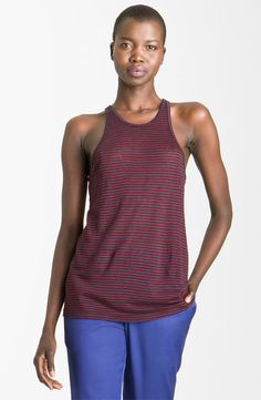 Stock up for next summer with these easy, breezy striped tanks!