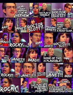 Glee - Rocky Horror