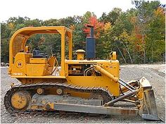international TD-15 tractor - Google Search