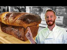 La BRIOCHE (et Ses SECRETS que Vous ne Connaissez pas) 🍞 - YouTube Brioche Bread, Western Diet, Cooking Chef, Naan, Saturated Fat, Eating Plans, Green Beans, Bakery, The Secret
