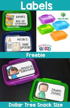Are you looking for some editable labels for the dollar tree snack size containers? This set of editable labels can be used for many different classroom needs. Classroom Labels, Preschool Classroom, Classroom Design, Classroom Decor, Kindergarten Classroom Organization, Classroom Layout, Classroom Tools, Classroom Teacher, Classroom Setting