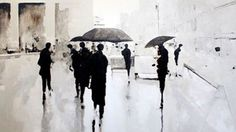 Geoffrey Johnson painting
