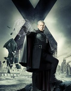 23 Character Art for X-MEN: DAYS OF FUTURE PAST (Magneto)
