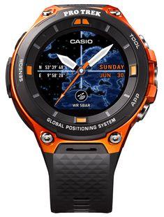 Casio Pro Trek Smart WSD-F20 GPS Watch Watch Releases