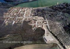 Una de las mayores obras de la ingeniería romana que se han edificado en la península ibérica: Andelos (Navarra)