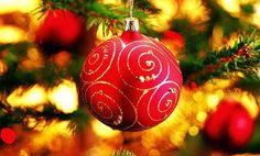 High resolution Wallpapers of Christmas Balls / Christmas Baubles Christmas Tree Decorations Wallpaper, Merry Christmas Wallpaper, Merry Christmas Images, Christmas Pictures, Red Christmas Ornaments, Christmas Globes, 3d Christmas, Snowflake Ornaments, Ball Ornaments