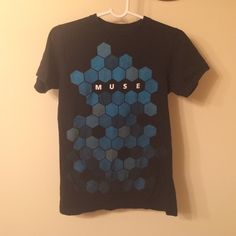 Official MUSE band tshirt MUSE official merchandise, tiles design tshirt. Phenomenal band. Muse Tops Tees - Short Sleeve