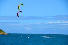 Já virou tradição na minha família as férias no Caribe a bordo de um catamarã especializado em Kite Surf. Nossa terceira temporada desta vez foram as ilhas de Antígua e Barbuda.
