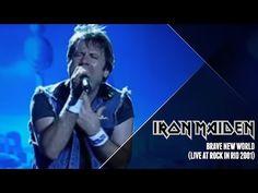 Iron Maiden - Brave New World (Live at Rock in Rio 2001) - http://music.tronnixx.com/uncategorized/iron-maiden-brave-new-world-live-at-rock-in-rio-2001/ - On Amazon: http://www.amazon.com/dp/B015MQEF2K