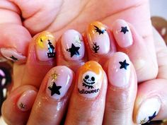 2013 Halloween Nail Art Inspiration Collection