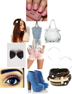 """""""Crystal Outfit for school"""" by rawrrr-d ❤ liked on Polyvore"""