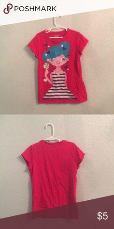 The Childrens Place Girls XS Skirt /& Half Sleeve Heart Shirt Set Bahama Blue