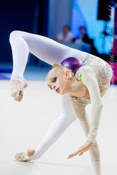 Olena Diachenko (Ukraine), junior, European Championships (Holon, Israel) 2016