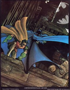 Batman and Robin by Marshall Rogers