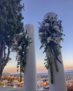 Lambades Greek Wedding, Church Wedding, Art Deco Wedding, Floral Wedding, Wedding Decorations, Joy, Bridal Bouquets, Flowers, Floral Arrangements